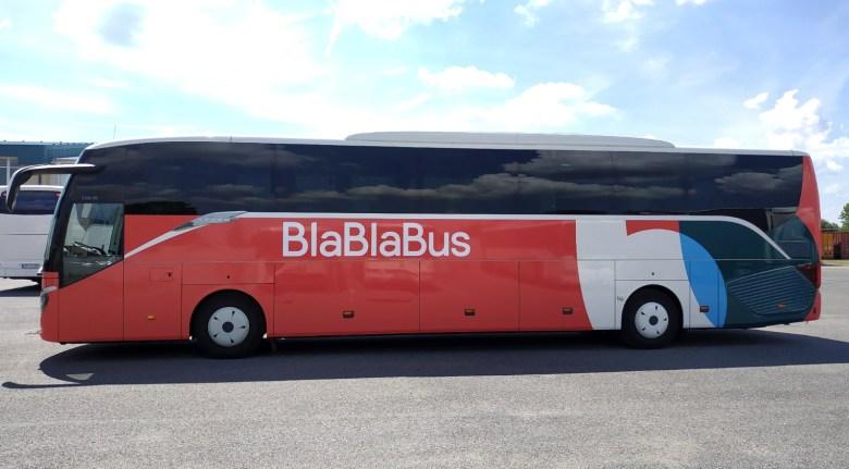 BlaBlaBus, viajes en autobús