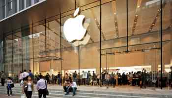 Fachada Apple Store