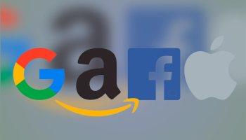 Google Amazon Facebook y Apple, GAFA
