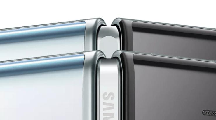 Cambios visibles en el Samsung Galaxy Fold