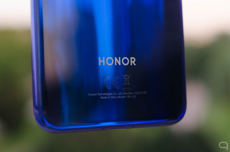 Honor 20 marca logo