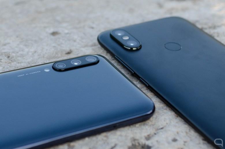 Xiaomi Mi A3 vs Mi A2 cámaras