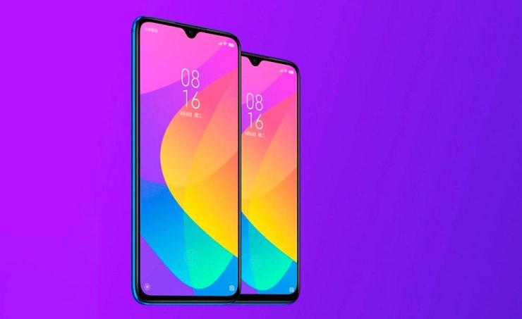 Xiaomi CC9 y CC9e