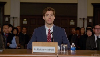 Thomas Middleditch en Silicon Valley