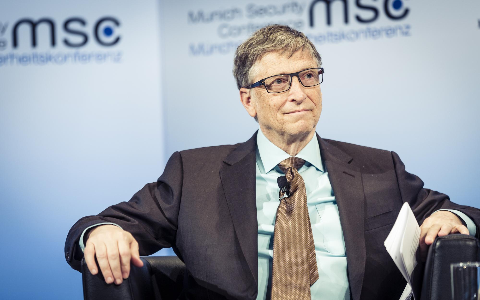 Reinventar el WC y una 'nueva' energía nuclear: así quiere mejorar el mundo Bill Gates