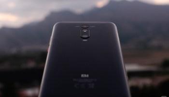 Trasera del Xiaomi Mi 9T Pro