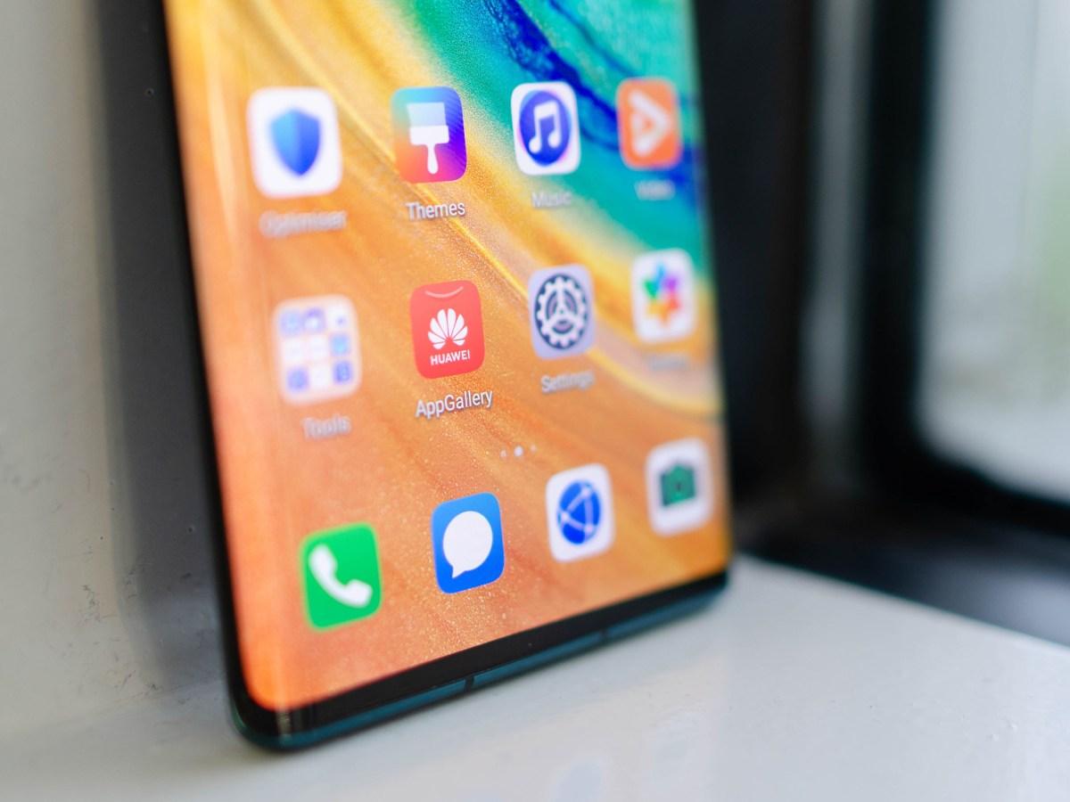 AppGallery, tienda de aplicaciones de Huawei