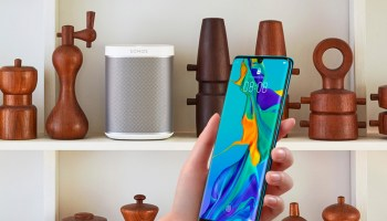Huawei P30 Pro Sonos Play:1