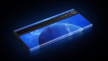 Xiaomi Mi Mix Alpha parte trasera