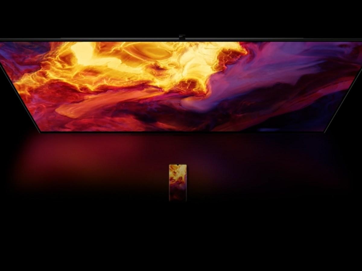 Smart TV Huawei, Smart Screen