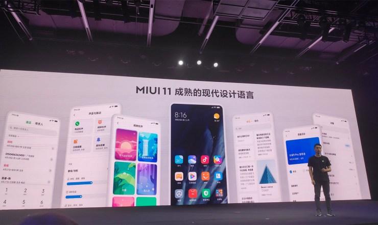 Nueva interfaz Xiaomi: MIUI 11