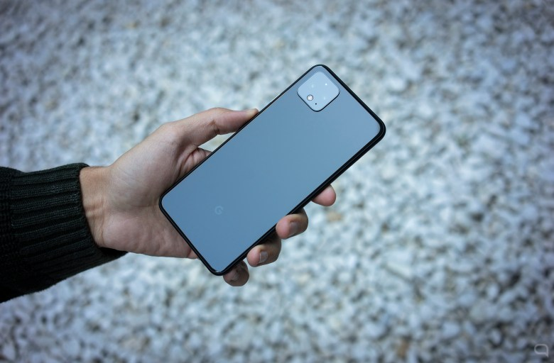 Google Pixel 4 XL | Android 12