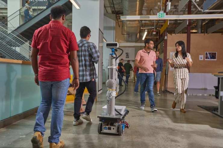 Alphabet X Google Everyday Robots