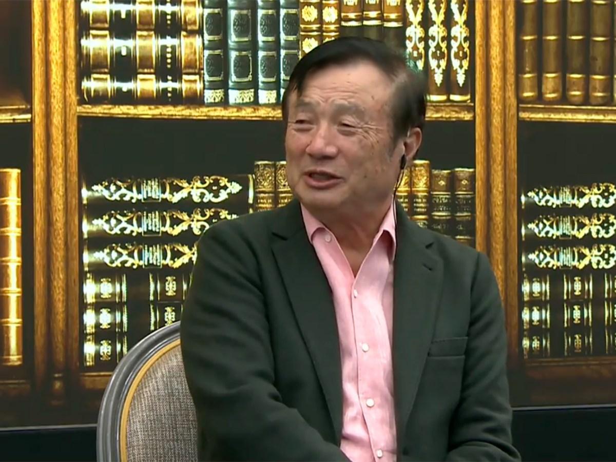 Ren Zhengfei, fundador de Huawei