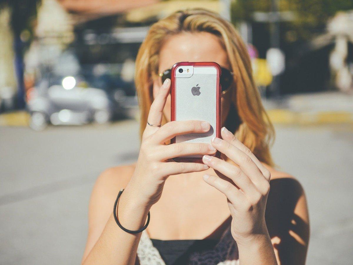 iPhone - Focos Live - Modo Retrato - Vídeo