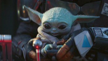 Baby Yoda Star Wars The Mandalorian