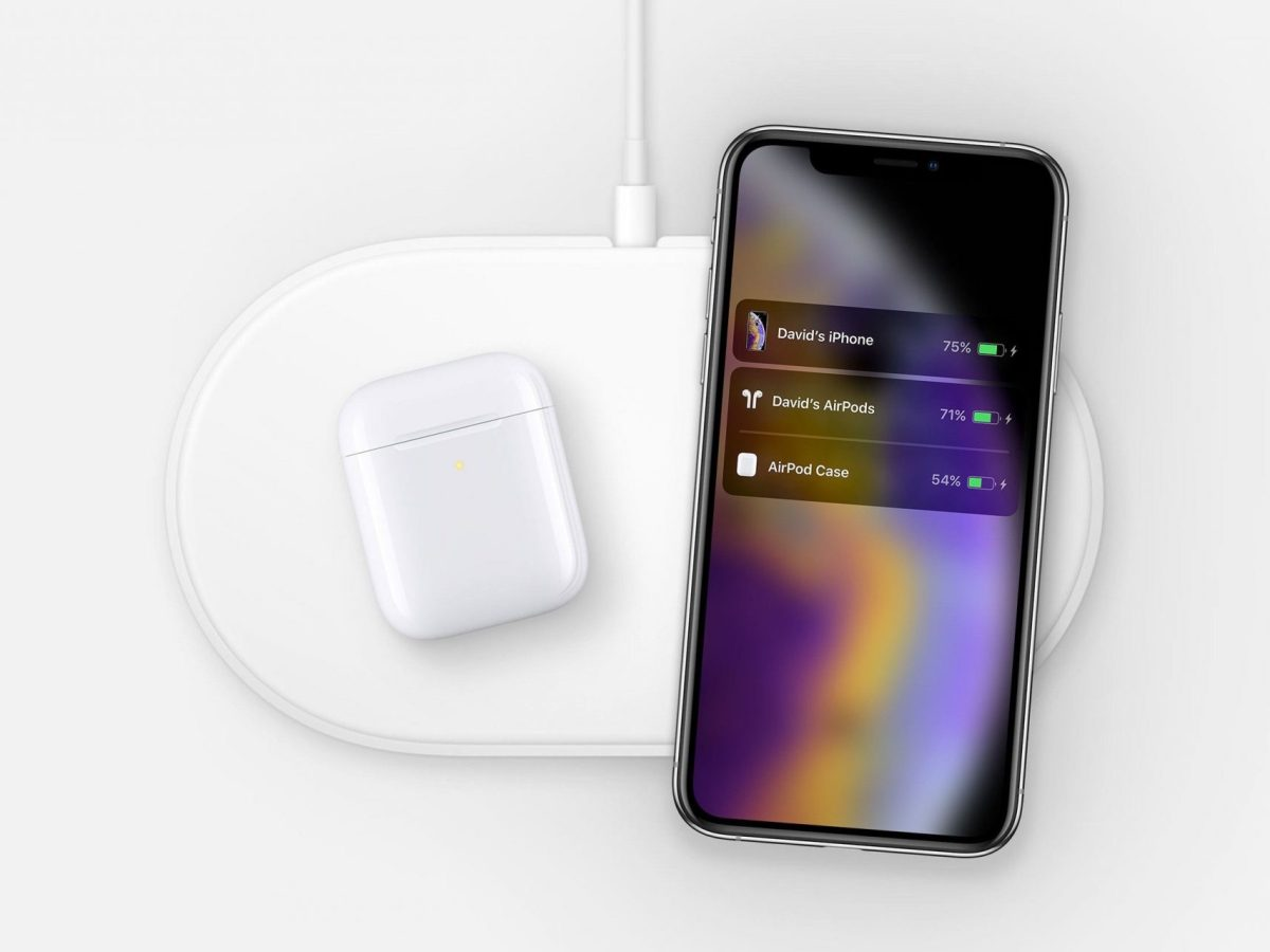 AirPower - MagSafe - iPhone 12