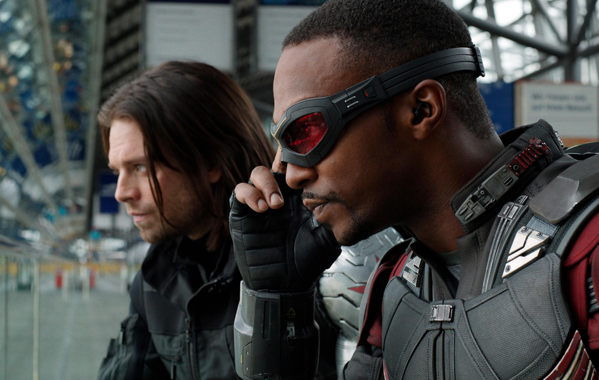 'The Falcon and The Winter Soldier y su parecido a 'Avengers: Endgame'