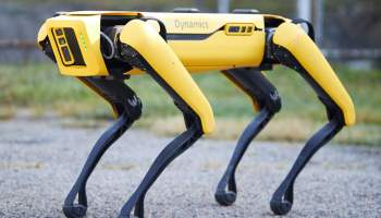 Perro robot Boston Dynamics Spot