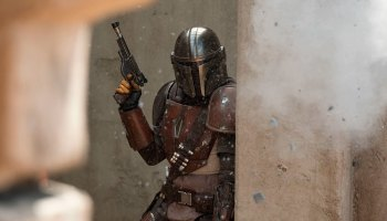the mandalorian din djarin clint eastwood