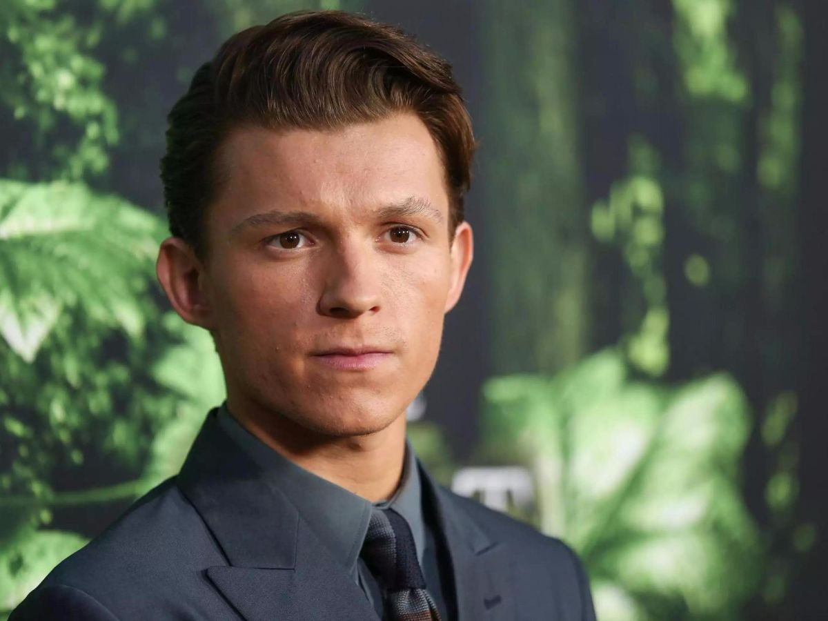 Tom Holland Apple TV The Crowded Room
