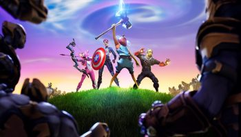 Fortnite y Marvel