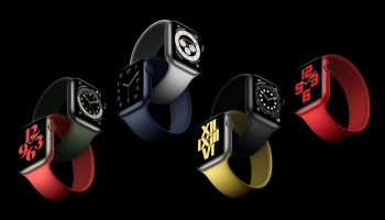 Solo Loop Apple Watch Series 6