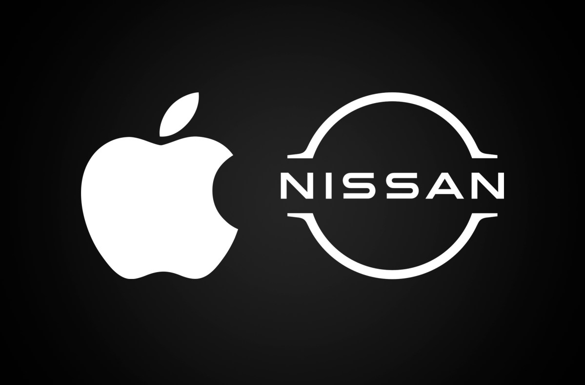 Apple Car Nissan