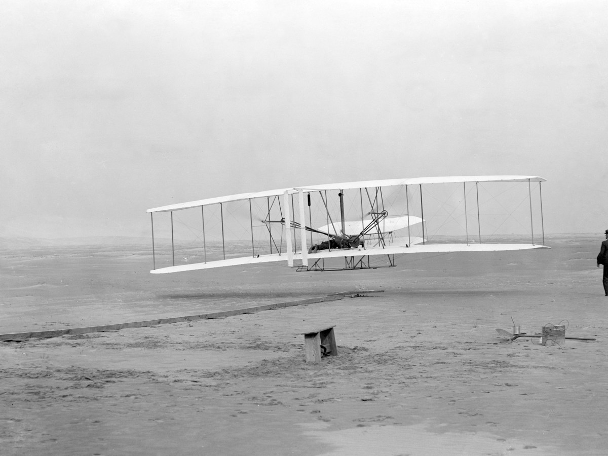 Flyer, hermanos Wright, Ingenuity
