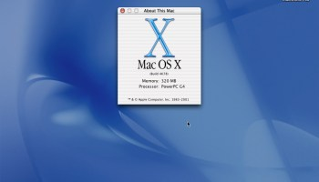 Mac OS X Cheetah