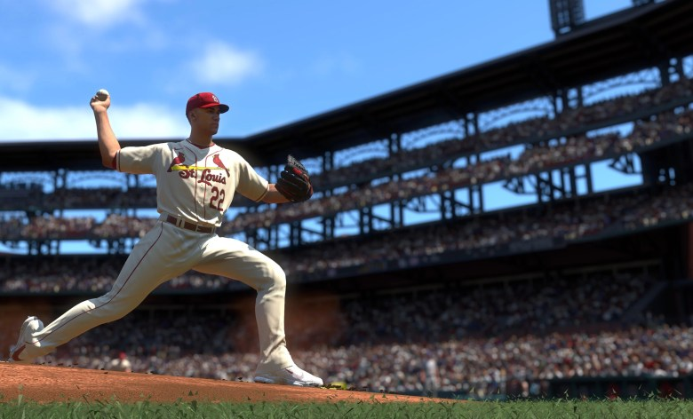 MLB The Show 21 from PlayStation Studios