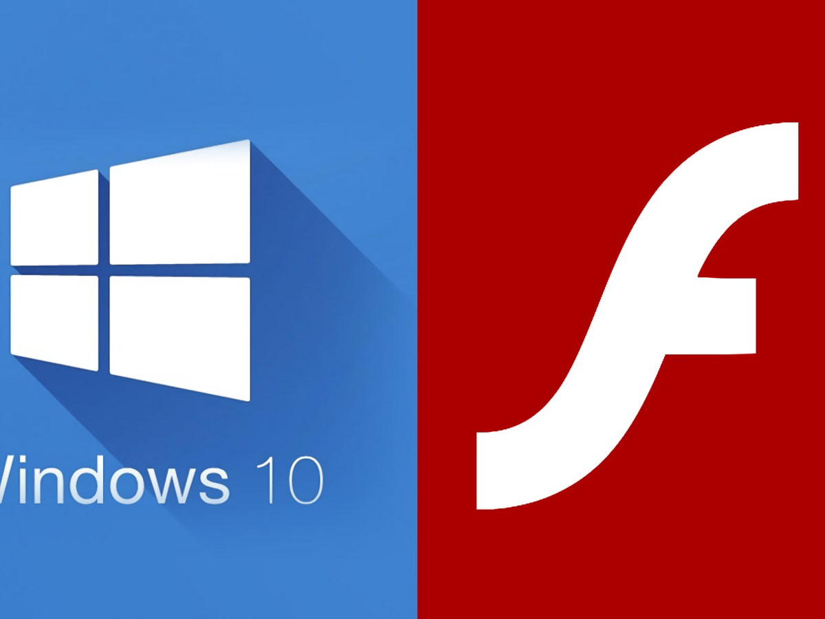 Microsoft Windows se despide de Adobe Flash