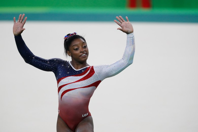Simone Biles and anxiety disorder