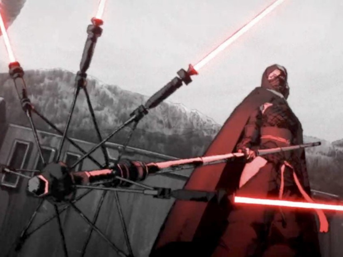 Star Wars Visions - Anime