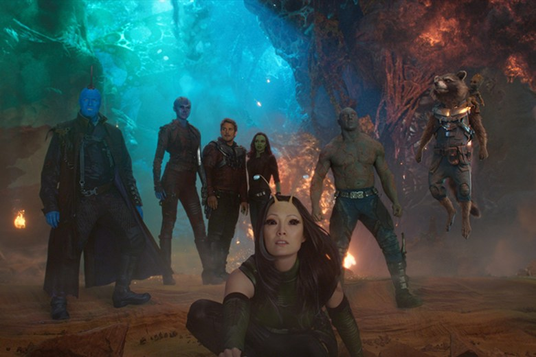 james gunn movie ranking guardians of the galaxy suicide squad slither
