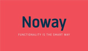 Noway smart typeface