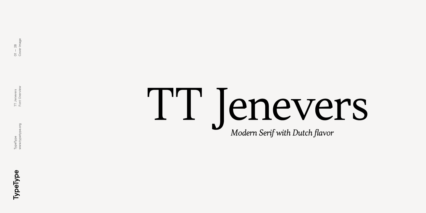 TT Jenevers