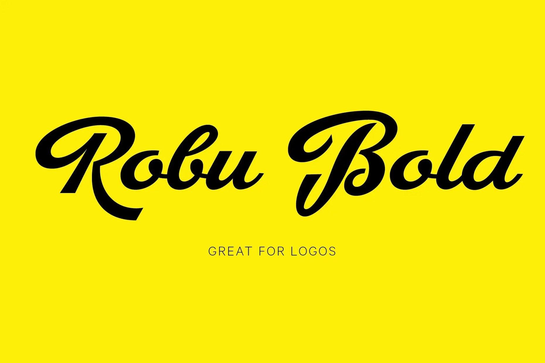 Robu Bold