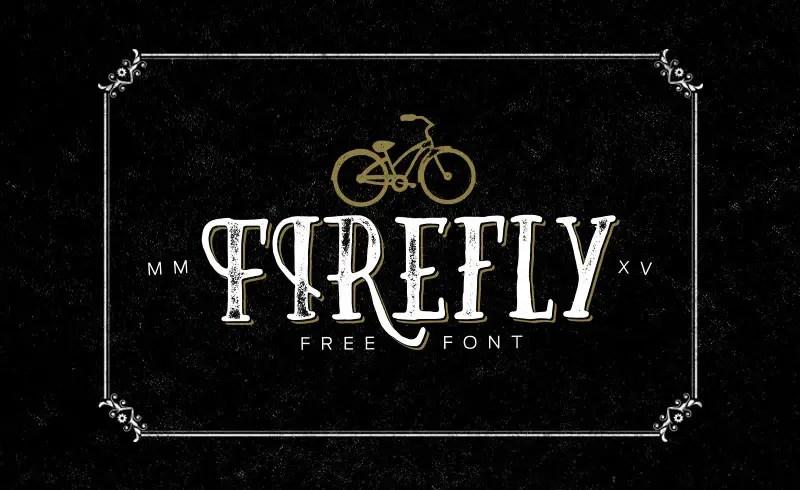 Firefly FREE Font