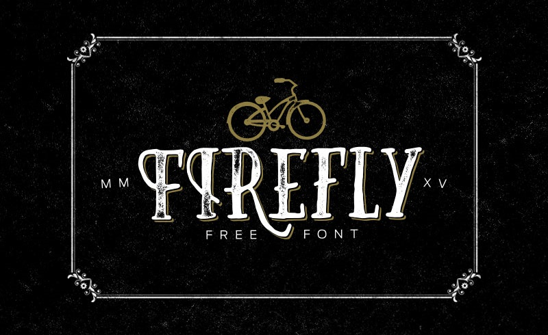 Firefly FREE Font