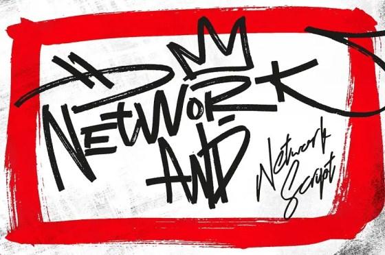 Graffiti Fonts
