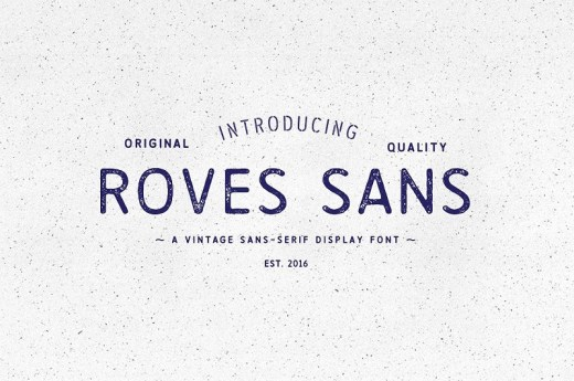Smooth Rounded Fonts