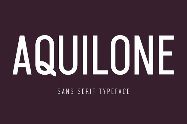 Condensed Fonts