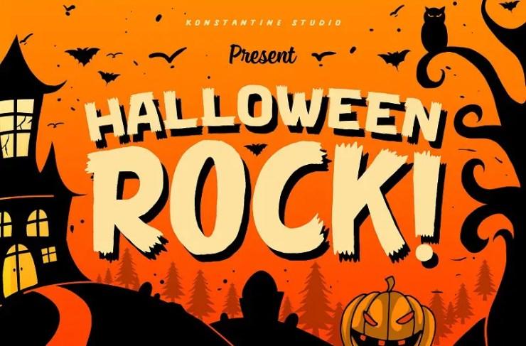 Halloween Fonts