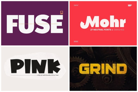 what is the best reason to use bold font | | HipFonts