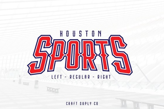30 Cool Sports Fonts that are an Instant Win | HipFonts