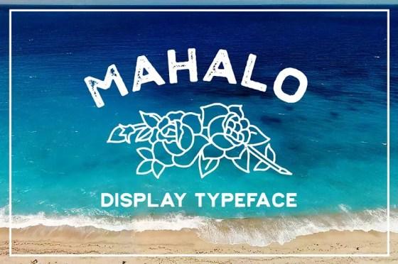 Hawaii Fonts