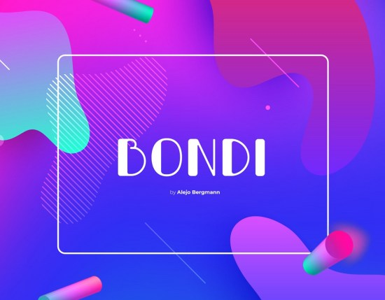 HipFonts - Typefaces Created by Independent Creatives  - Part 5