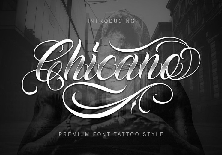 Free Online Font Generator Tattoos: 25 Tattoo Fonts To Ink Your Designs In Style
