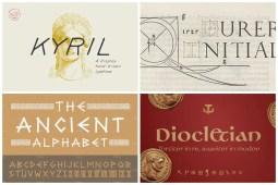 Greek Fonts min